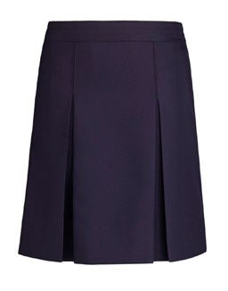 Skirt in Navy