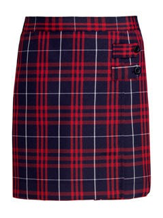 Culotte in Plaid 37