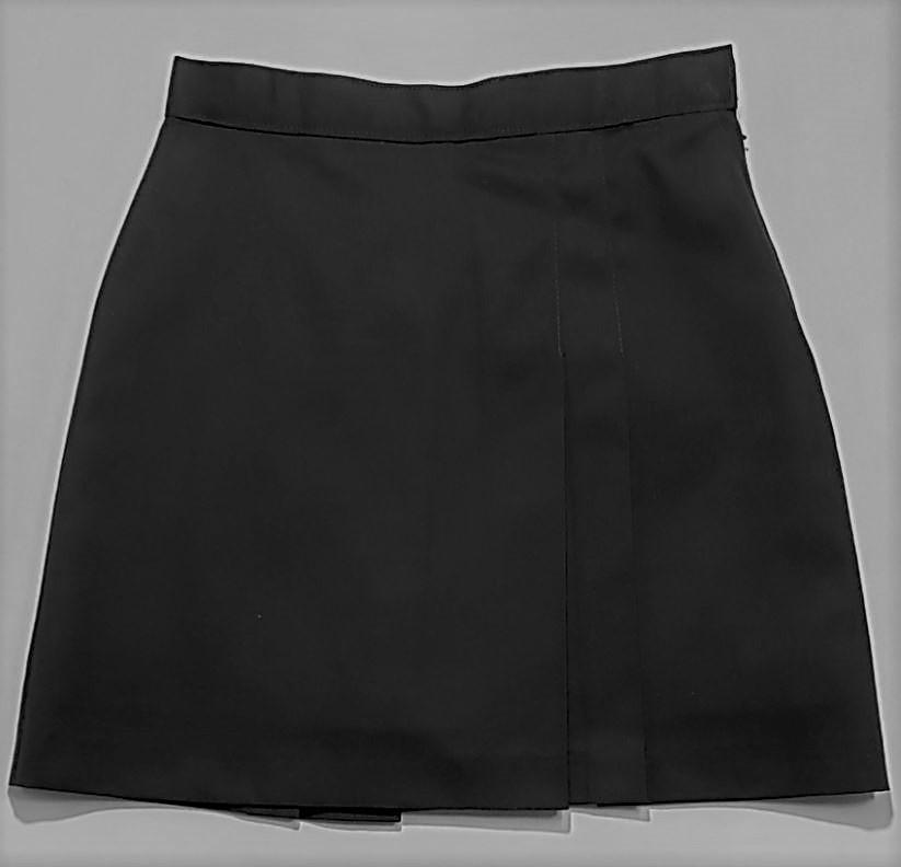 Culotte - Double Wrap - Black